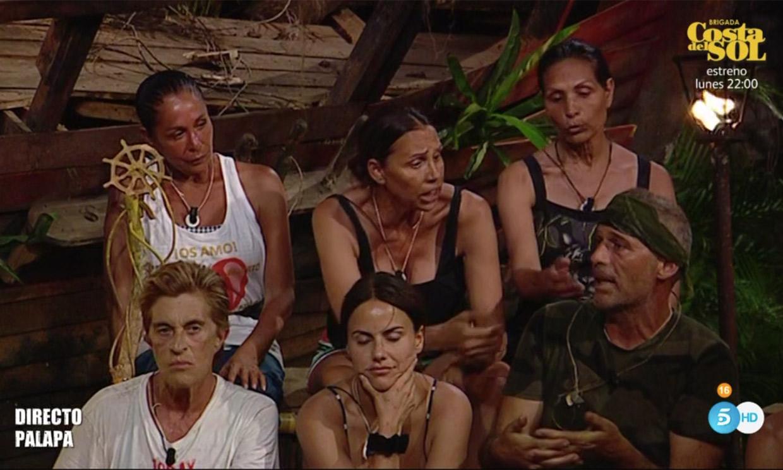 Isabel Pantoja continúa en 'Supervivientes' y es premiada por la audiencia con un lujoso privilegio