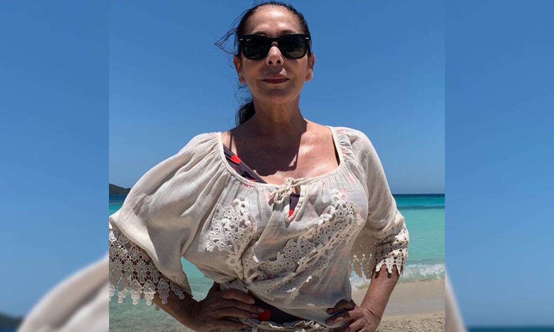 La confesión de Isabel Pantoja sobre Colate que podría revolucionar 'Supervivientes'