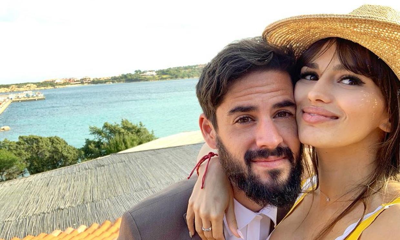 Isco Alarcón, orgulloso del nuevo éxito de Sara Sálamo: 'Eres increíble'