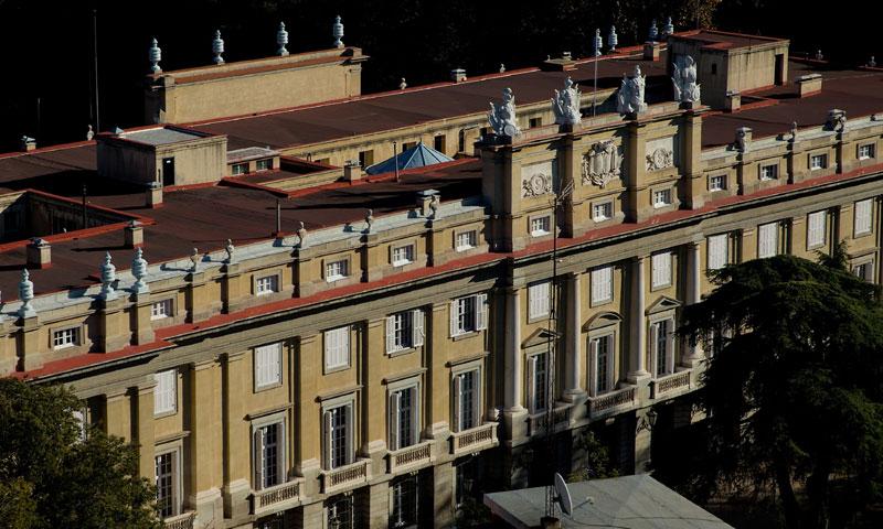 La casa de Alba convierte en museo el palacio de Liria