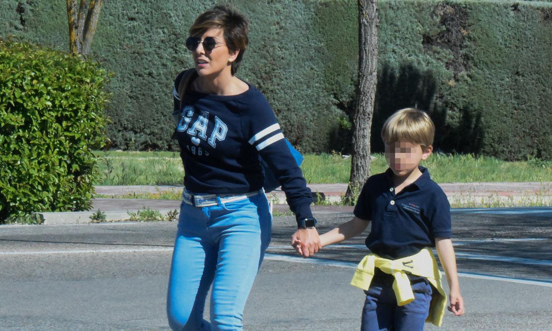 Sonsoles Ónega, la vida en familia de la presentadora de 'Ya es mediodía'