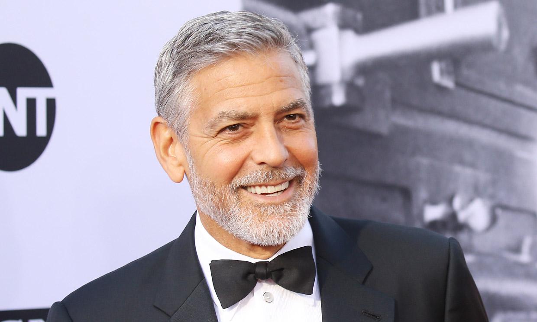 Las bromas de George Clooney en torno al nacimiento del bebé real y la posibilidad de ser su padrino