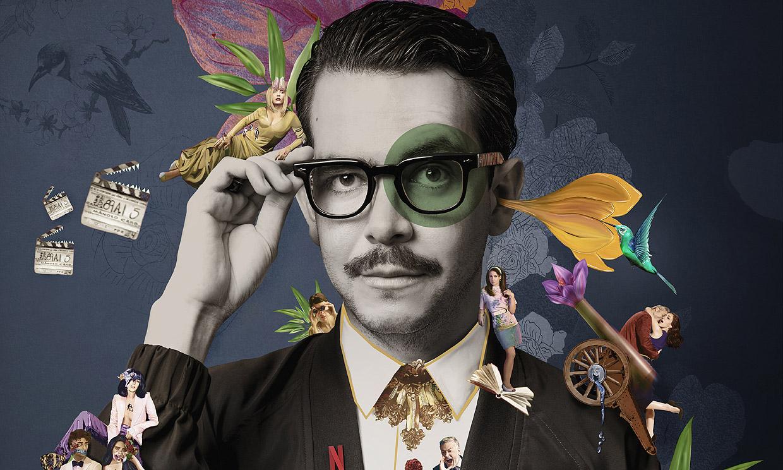 Manolo Caro, creador de 'La casa de las flores', firma un acuerdo de exclusividad con Netflix
