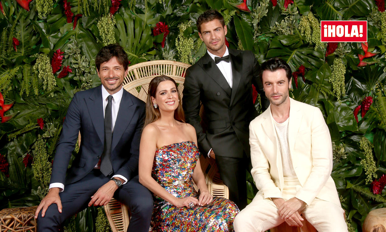 Lo que solo vio ¡HOLA! en los VI Premios Platino del cine iberoamericano