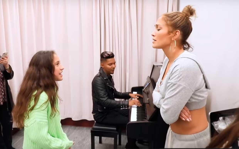 Ha nacido una estrella: la hija de Jennifer Lopez y Marc Anthony, todo un fenómeno viral