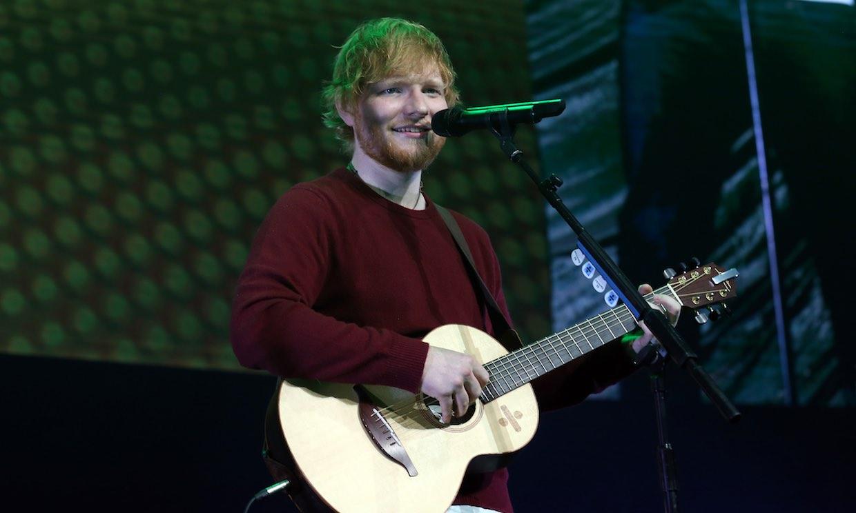 Ed Sheeran será un oso amoroso en el videoclip de 'I don´t care', su colaboración con Justin Bieber