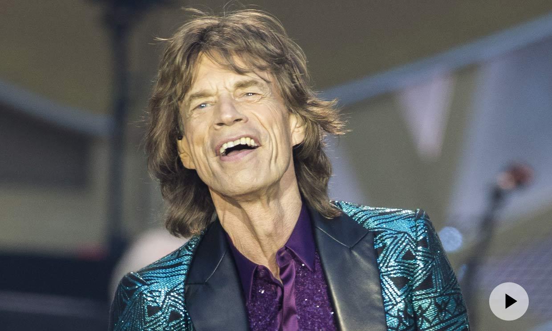 El baile de Mick Jagger a sus 75 años y tras ser operado del corazón que ha dejado a todos con la boca abierta