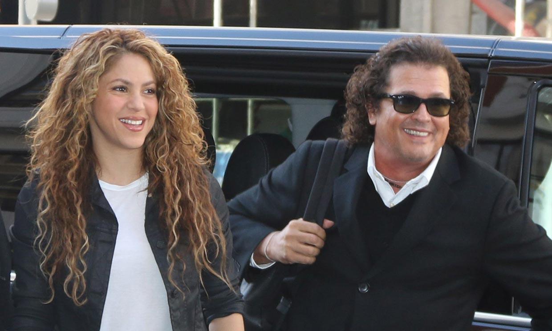 El juez desestima la demanda de plagio contra Shakira y Carlos Vives por 'La bicicleta'