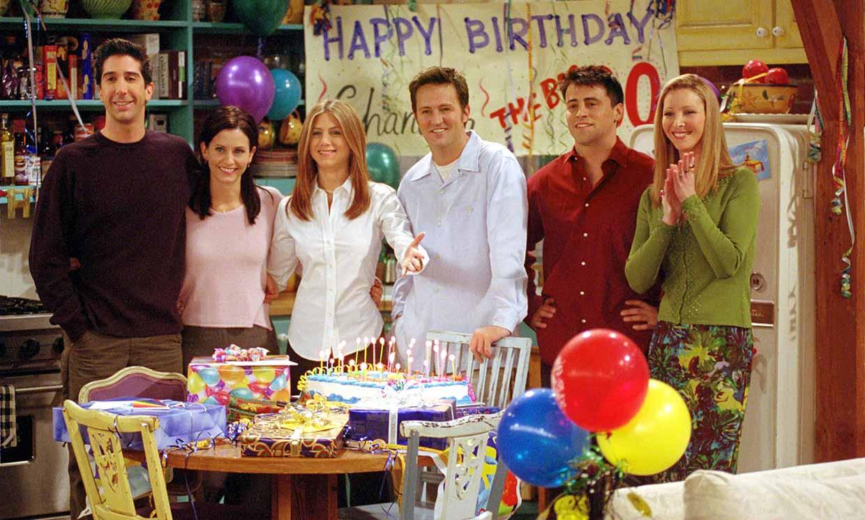El divertido viaje en avión de los protagonistas de 'Friends' antes de convertirse en estrellas