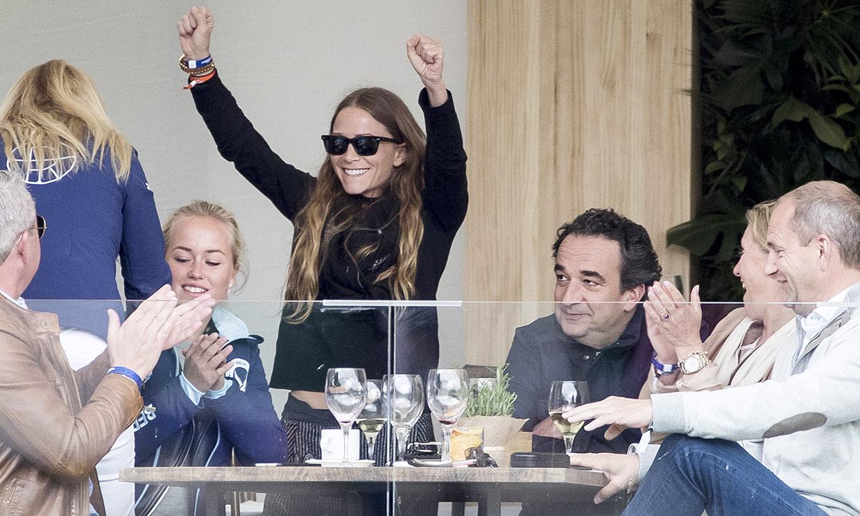 La infanta Elena, Marta Ortega y Carlos Torretta, Mary Kate Olsen... disfrutan de su pasión por la hípica