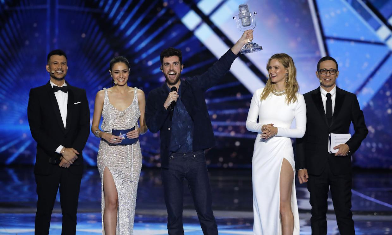 Madonna y Bar Refaeli, las otras protagonistas de Eurovisión