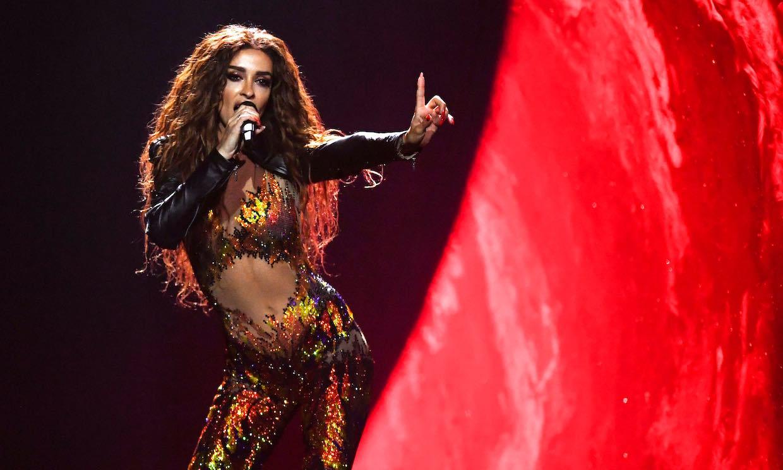Eleni Foureira, finalista de Eurovisión en 2018, pone ritmo a este verano ¡en castellano!