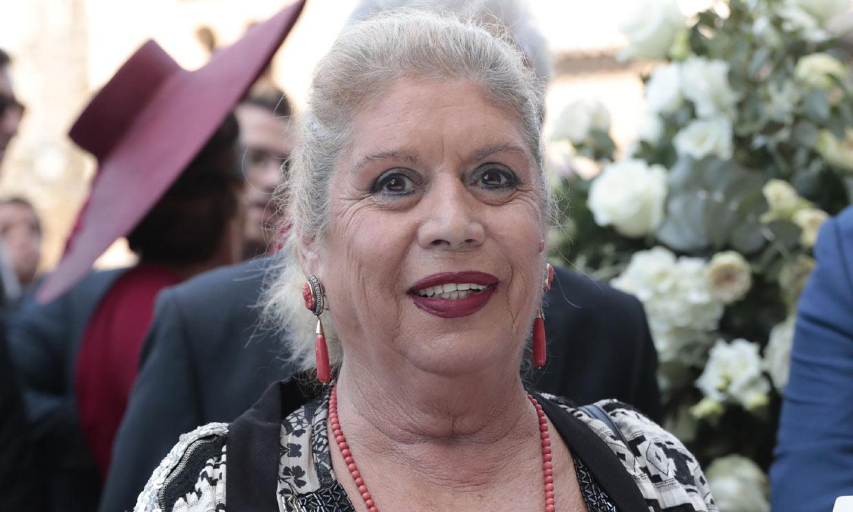 María Jiménez experimenta una 'ligera mejoría', aunque su pronóstico sigue siendo grave