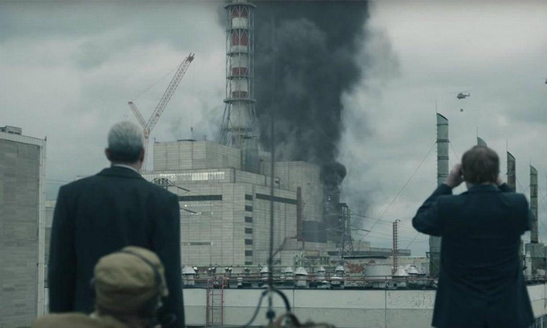 La novedosa 'Chernobyl' ya ha superado a series de éxito como 'Breaking Bad' o 'Juego de Tronos'