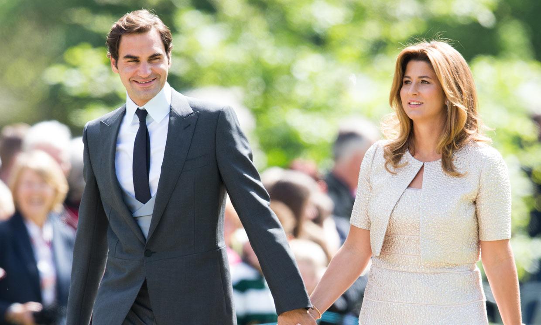 Roger Federer, tras casi veinte años de relación con su mujer Mirka: 'Es un sueño tener una relación así'