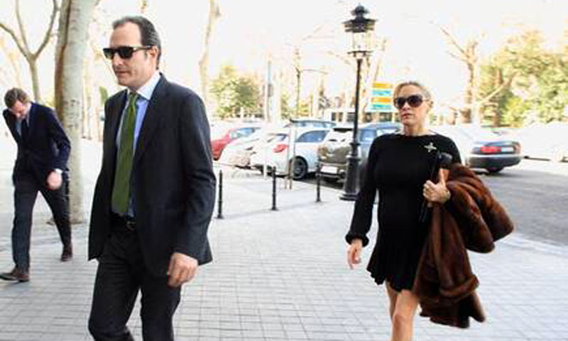 Juan Gómez-Acebo y Winston Holmes Carney se separan cinco años después de darse el 'sí,quiero'