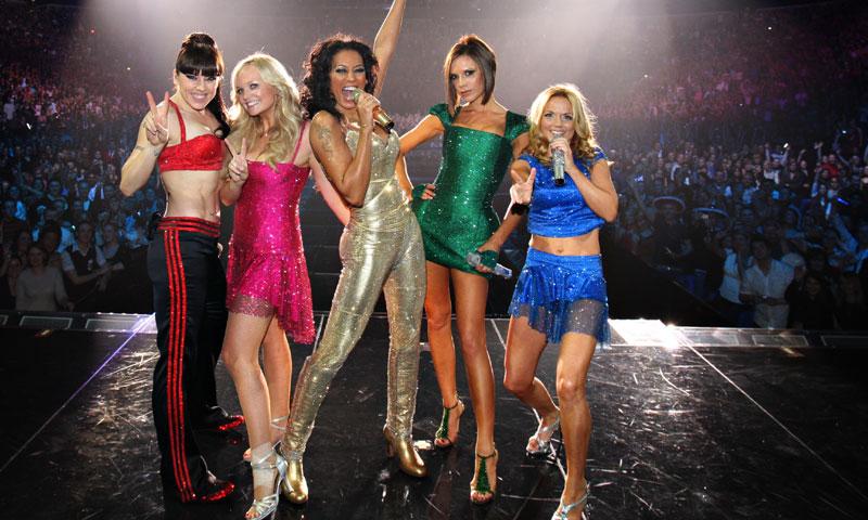 El inesperado mensaje de Victoria Beckham a las 'Spice Girl' el día de su vuelta a los escenarios