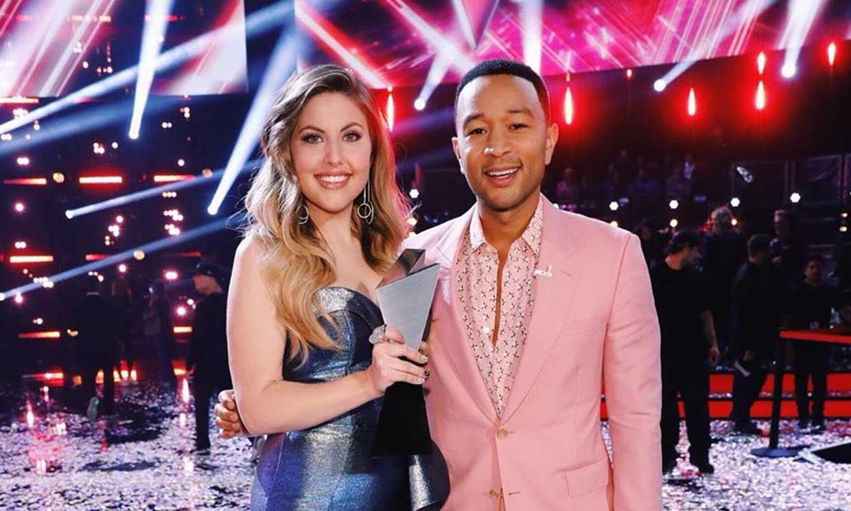 John Legend hace una promesa muy personal a la ganadora de 'The Voice'