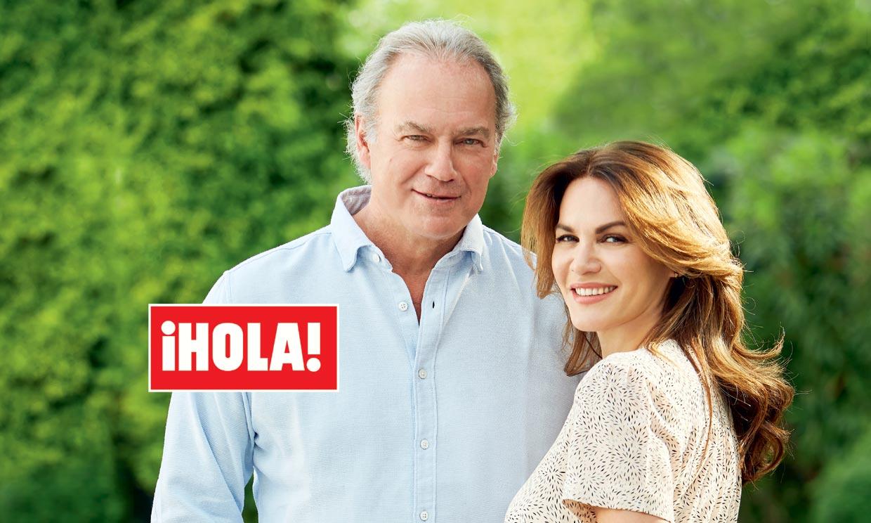 En ¡HOLA!: Bertín y Fabiola, la lucha y el amor de unos padres por su hijo