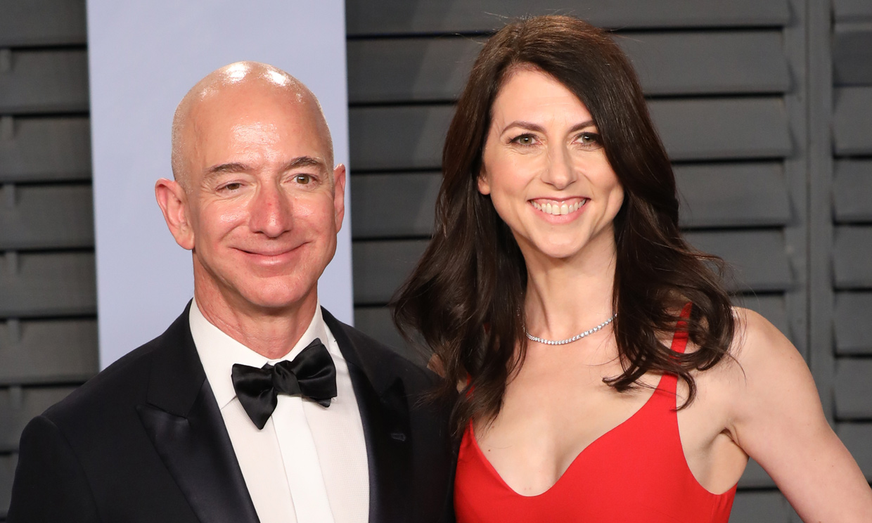 La exmujer de Jeff Bezos donará la mitad de su fortuna: 'Tengo una cantidad de dinero desproporcionada'