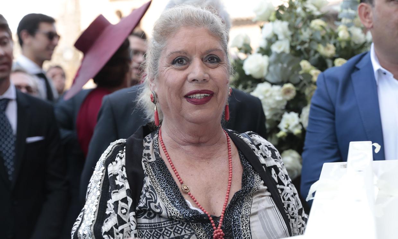 María Jiménez, trasladada a la UCI del Virgen del Rocío en Sevilla