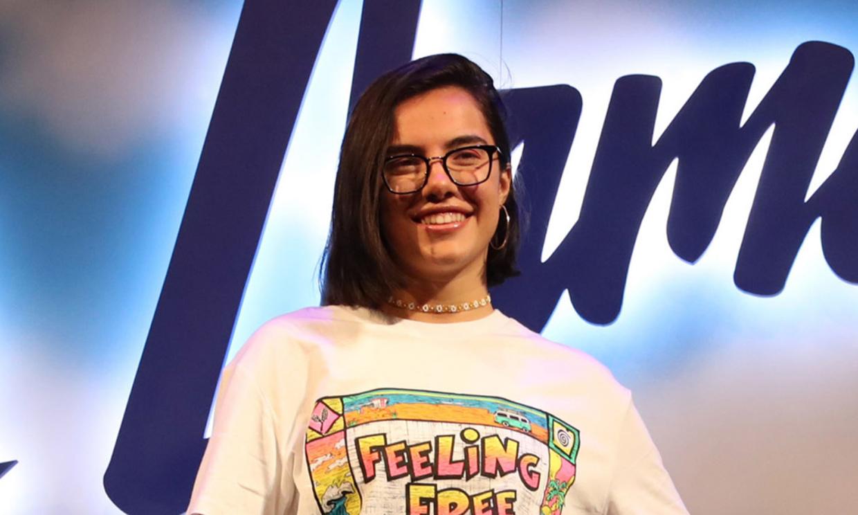 Marta Sango ('OT 2018'), última incorporación 'triunfita' al musical de 'La Llamada'