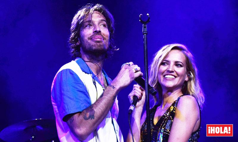 Ana Fernández y Adrián Roma, una pareja perfecta también sobre el escenario
