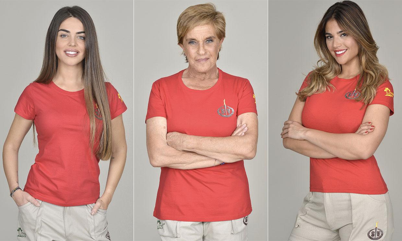 Chelo, Lidia o Violeta... ¿Quién abandonará Supervientes?