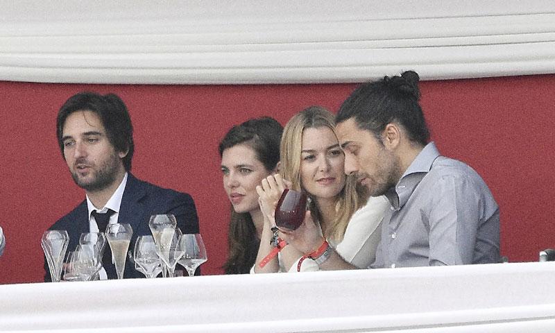 Marta Ortega y Carlos Torretta encabezan la representación española de la boda de Carlota Casiraghi