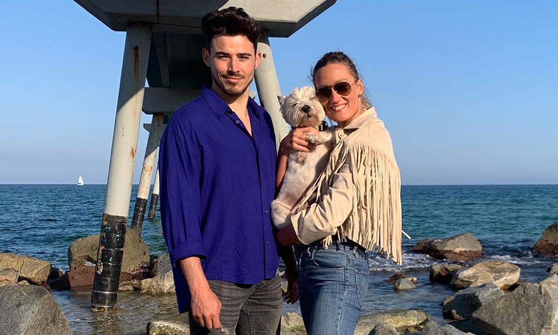 La foto con la que Mireia Belmonte y Ángel Capel han confirmado su relación