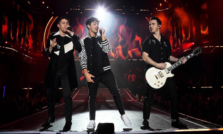 Diez años después, los 'Jonas Brothers' vuelven a España