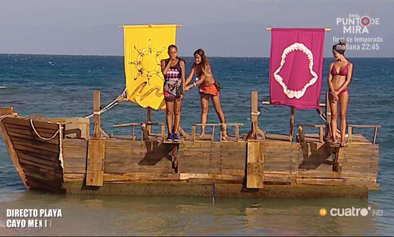 Violeta gana el duelo a Isabel Pantoja en 'Supervivientes'