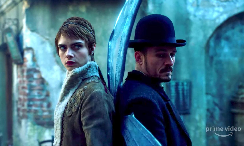 La nueva serie de Cara Delevingne y Orlando Bloom tendrá dosis de oscuridad y fantasía