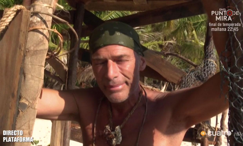 Carlos Lozano vive sus peores horas como pirata olvidado