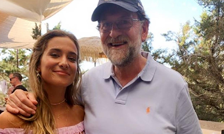 El inesperado encuentro de María Pombo con Mariano Rajoy durante la despedida de soltera de su hermana