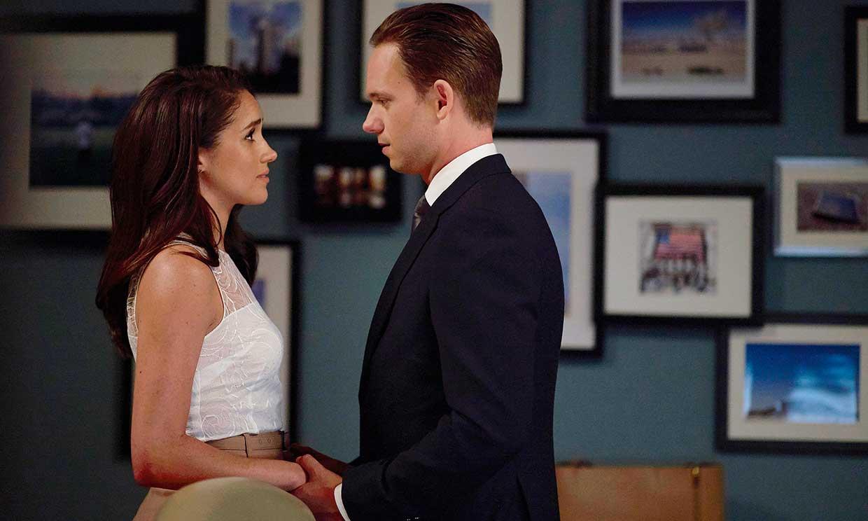Golpe de efecto en 'Suits': Patrick J. Adams regresa en la última temporada, pero ¿y Meghan Markle?