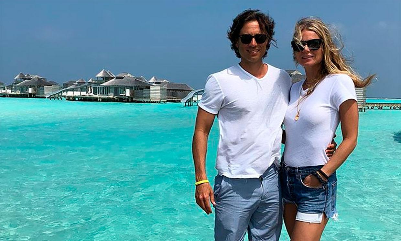 La clave perfecta en el matrimonio de Gwyneth Paltrow y Brad Falchuk: vivir separados