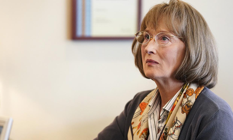 Meryl Streep se convierte en la protagonista de los 'memes' con su estreno en 'Big Little Lies'