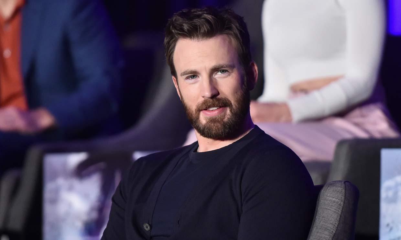 Capitán América, ¿eres tú? Chris Evans muestra las fotos de su adolescencia
