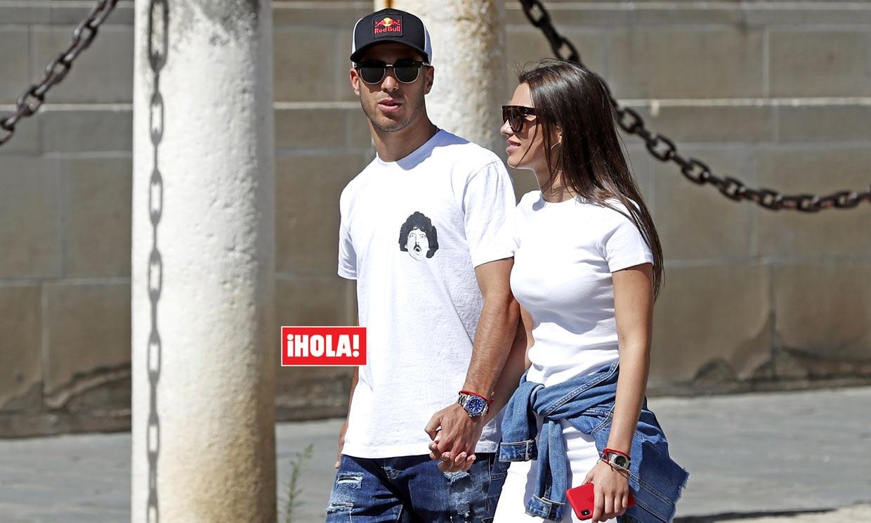 Los primeros invitados a la boda de Sergio Ramos y Pilar Rubio toman las calles de Sevilla