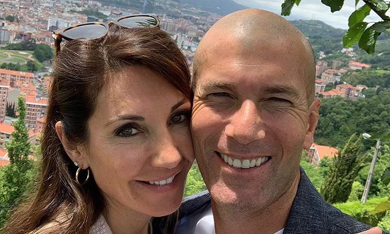 Una boda sin 'mister': ¿dónde estaba Zinedine Zidane?