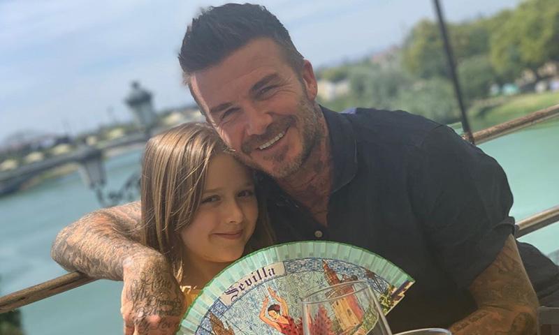 Los planes de David Beckham y Victoria en Sevilla tras la boda de Sergio Ramos y Pilar Rubio
