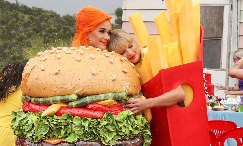 Las pistas que adelantaron la colaboración de Taylor Swift y Katy Perry en 'You Need To Calm Down'