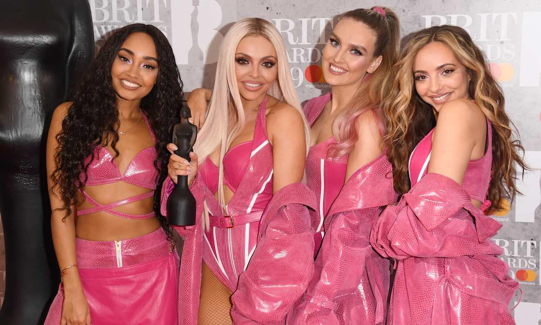 Con un toque retro y muchas ganas de bailar, ¡así es el retorno de Little Mix!