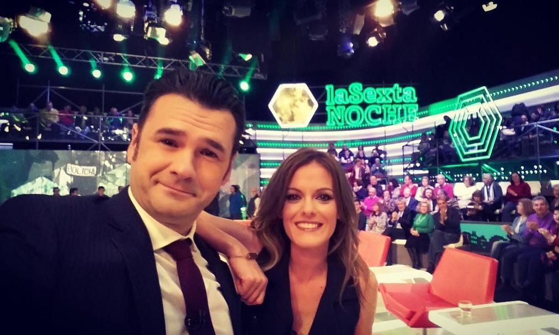 Andrea Ropero ya no trabajará con Iñaki López en el programa en el que se conocieron