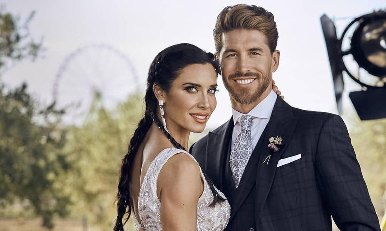 Los detalles de la boda de Sergio Ramos y Pilar Rubio que han destapado Pablo Motos y Santi Cazorla