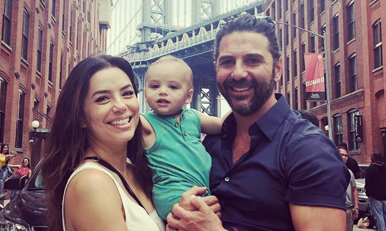 El cariñoso mensaje de Eva Longoria a su hijo Santi por su primer cumpleaños