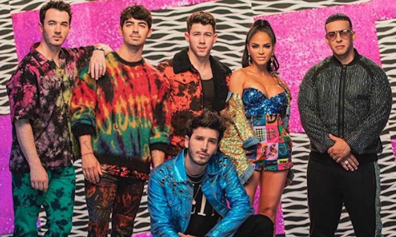 ¡Mix de artistas! Sebastián Yatra consigue que los Jonas Brothers canten en español en 'Runaway'