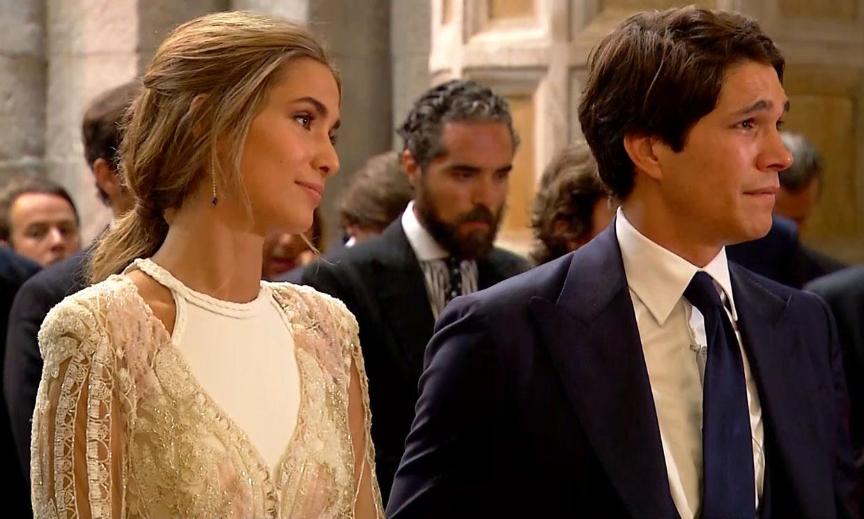 Las lágrimas de Pablo Castellano que enternecieron a María Pombo