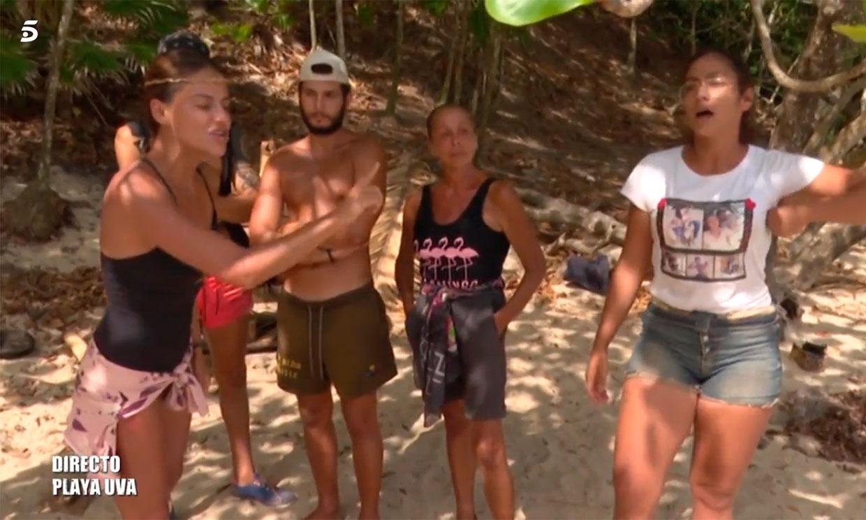 El regreso más amargo de Mónica Hoyos a la isla (con enfrentamiento incluido)